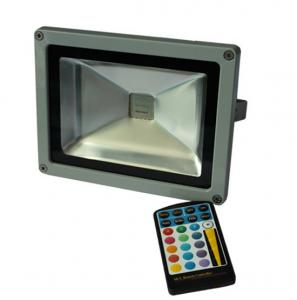 China 20W RGB LED Flood Light with IR Remote on sale