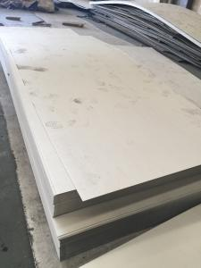 China 1020 A36 Hot Rolled Stainless Steel Sheet Metal 4x8 Mill Edge Slit Edge supplier