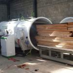 HIGH FREQUENCY WOOD DRYING KILNS FOR SALE