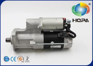 China 8980703211 Excavator Starter Motor For ISUZU Engine 4HK1 Hitachi Excavator supplier