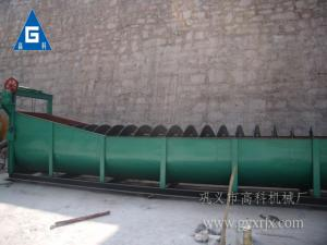 China Mine Spiral Classifier ,Iron sand Spiral classifier manufacture on sale