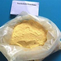 China Yellow Color Pharmaceutical Grade CAS 10161-33-8 Trenbolone Enanthate Raw Steroid Powder Body Fitness on sale