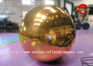 China Commercial Giant Pvc Inflatable Mirror Ball For Ktv Decoration / Advertising on sale