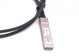Copper 10G Cisco SFP Modules CAB-SFP-1M 24AWG - 30AWG For Data