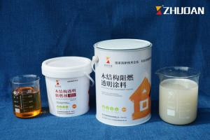 China 180min Fire Rated passive Fire Protection paint fire retardant Coatings paint For Steel UL listed UL263 UL1709 on sale