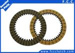 FCC Honda Civic Auto Clutch Plate , Automatic Transmission Clutch Disc