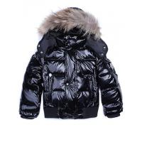 Moncler Jacket Kids Winter Clothing Jackets Business Thick Children Moncler Coat European Fashion Show 2016 New