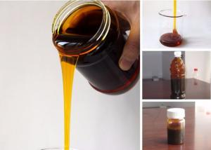 China CAS 8002-43-5 Soy Lecithin Food Grade Additives Brown Transparent Liquid on sale