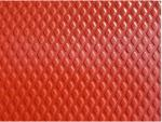 Diamond Embossed Pre Painted Galvanized Sheet , Light Weight Color Coated Coil