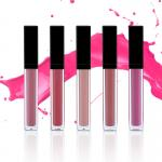 17 Colors Lip Makeup Products Moisturizing Glossy Lipgloss Waterproof MSDS Approval