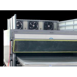 China Grande vitesse de stratification de four de machine de verre feuilleté de film d'EVA/en verre on sale