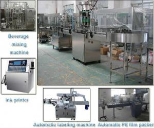China 300ml-1250ml glass bottle beer filling machine/beer filling machine/ on sale