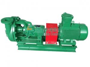 China Green No - Adjustment Mechanical Seal Centrifugal Mud Pump API / ISO Approval on sale