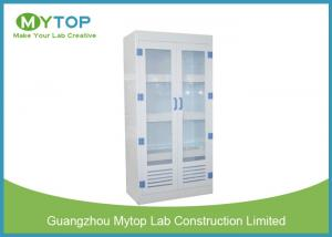 China PP Laboratory Chemical Storage Cabinets For Strong Acid And Volatile Goods on sale