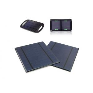 China Small Size Epoxy Resin Solar Panel / Monocrystalline Solar Module Waterproof on sale