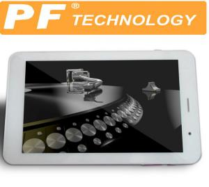 China 3G Bluetooth tablet ,7 inch tablet pc android 4.2 with FM GPS on sale