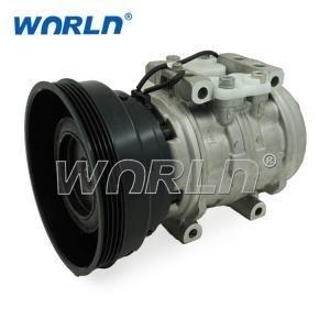 China 12 Volt Auto AC Compressor for Toyota USA RAV 4 1995 - 2000 / Car Air Conditioner Spare Parts on sale