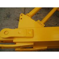Potain Tower Crane Spare Parts Mast Section With Q345B Steel Yellow Color CE ISO