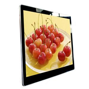 China high resolution 26 Inch wall mounted LCD Digital Signage Display Video Advertising With network on sale