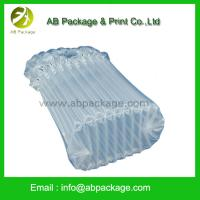 China Inflate directly air column air protective bag for packing wine bubble wrap protect bags on sale