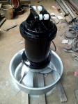 Submersible Mixer pump (Iron Cast,Stainless Steel,can with leak sensor)