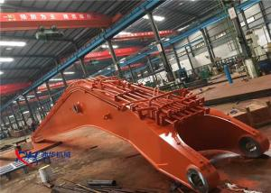 China High Performance Excavator Arm Booms For Hitachi Excavator EX330 EX250 on sale