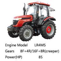 Taishan Wheel Tractor Mountain-Tai Ts850/Ts854 EURO 2, 4*4 4*2, 85HP