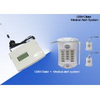 China GSM Dialer Medical alert system, Help Alarm Auto Dialer, Auto Dial and Play Voice CX-66G on sale
