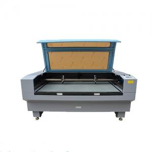 China Customized Size Laser Foam Cutting Machine , Cnc Laser Foam Cutter on sale