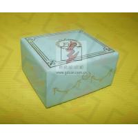 Personalized Recycled Paper Christmas Cookie Gift Boxes Gloss Lamination