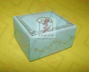 China Personalized Recycled Paper Christmas Cookie Gift Boxes Gloss Lamination on sale