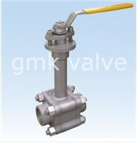 China Forged Steel Cryogenic Ball Valve on sale