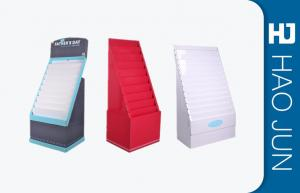 China Gift Corrugated Pop Displays / Cardboard Retail Display Stands For Cards on sale