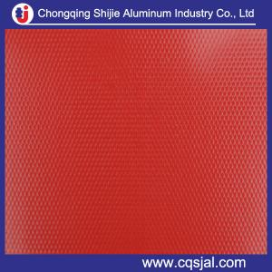 China diamond embossed aluminum roofing sheet  / coil on sale