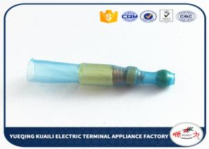 China IP67 Solder Sleeve Wire Splices , Solder Grip Closed End Connector on sale