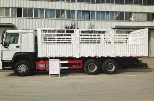 China SINOTRUK HOWO 6x4 Heavy Cargo Truck With HW76 Cabin And HW19710 Transmission on sale