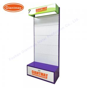 China Retail Point Welded W900mm Cosmetics Display Stand on sale