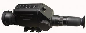 Quality Thermal Imaging Riflescope built-in laser range finder for sale