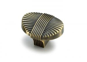 Quality Anti - Rusty Cabinet Knobs And Handles , Customized Aluminum Zinc Cabinet Knobs And Pulls for sale