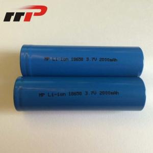 China 18650 Lithium Ion Rechargeable Batteries 3.7V Consumer Blister on sale