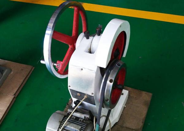 Pharmaceutical Lab Tablet Press Equipment , Hydraulic Tablet