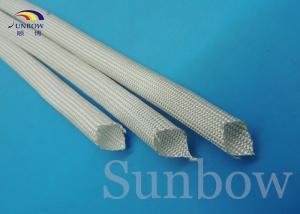 China Aislamiento termo de alta temperatura de la fibra de vidrio que envuelve 0.5m m ~ 30.0m m on sale