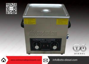 China Silver Mechanical Ultrasonic Cleaners Ultrasonic Cleaning Tanks on sale