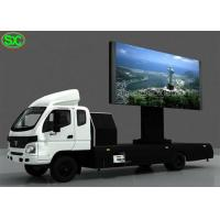 P5 Mobile Truck LED TV Display Commercial Advertising Screen Sign