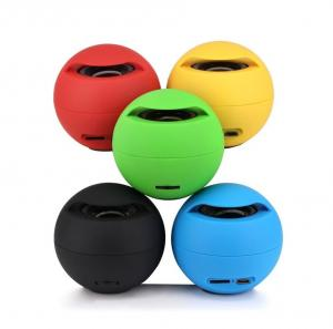 China ourdoor wireless portable mini bluetooeh speaker mobile phone speaker for iphone with tf fm on sale