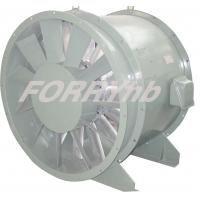 DTF Tunnel Ventilation Axial Fan with cast aluminium impeller