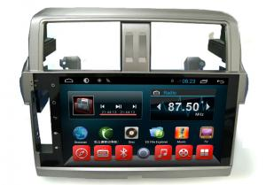 China Octa Core TOYOTA GPS Navigation 3G / 4G With Capacitive Touch Screen on sale