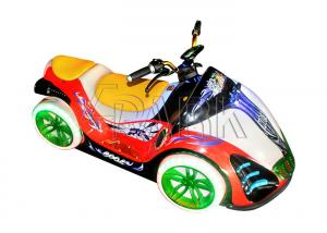 China Theme park double seats children electric battery motorcycle EPARK factory price sale as new promotion on sale