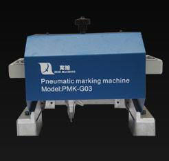 China HRA93 Pneumatic Marking Machine Letter Large Pipe Hand Held Engraver on sale