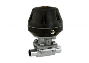 China 1 Inch Stainless Steel Sanitary Valves - Pneumatic Actuated Diaphragm Valve on sale